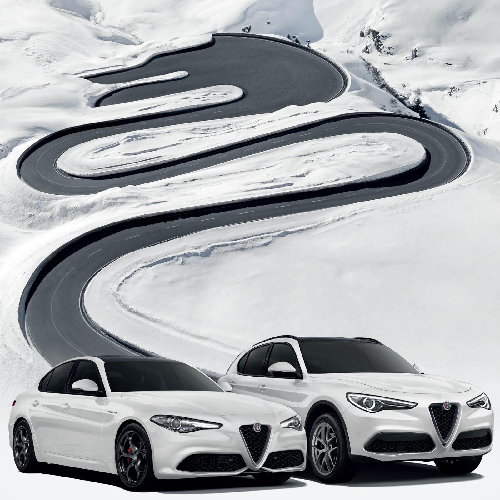 Long Test Drive Alfa Romeo Giulia E Stelvio