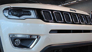 Concessionario ufficiale Jeep Compass Campello Motors