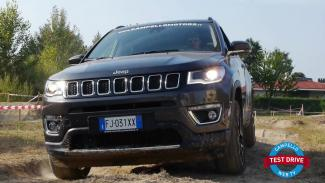 Jeep Compass Opening Edition Test Drive