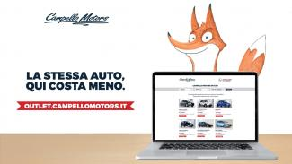 outlet auto km zero news campello motors
