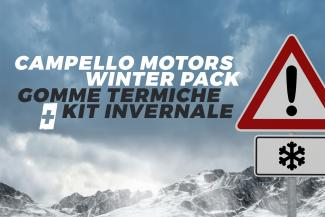 Offerta gomme invernali Winter Pack