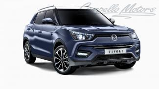Offerta SSANGYONG TIVOLI 1.6 S&S 2WD Dream Visual MY19 91206666